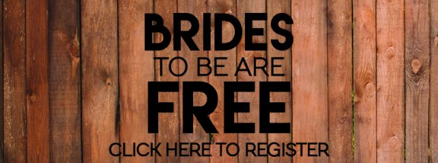 Brides to be are free
