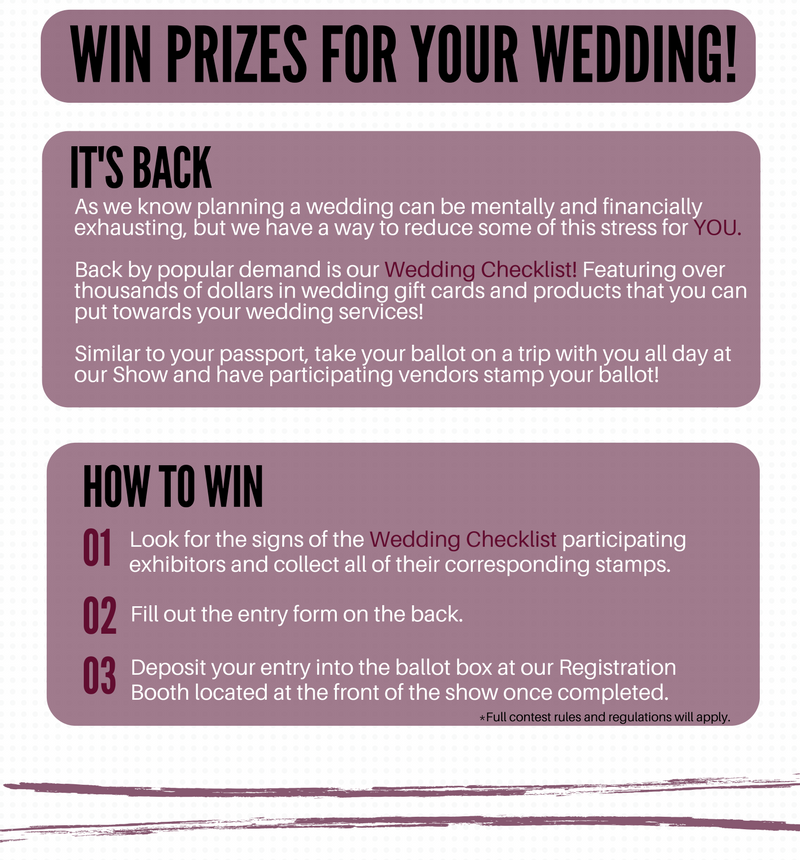The Wedding Checklist image