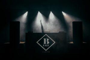 Built Events Lounge - DJ Set Up