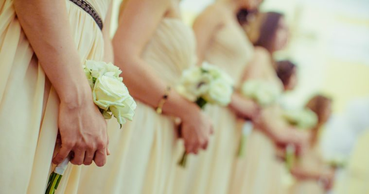 Dressing Your Bridesmaids On a Budget