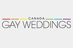 Canada Gay Weddings Logo