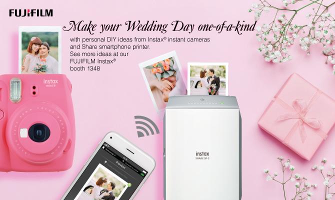Fujifilm - wedding blog