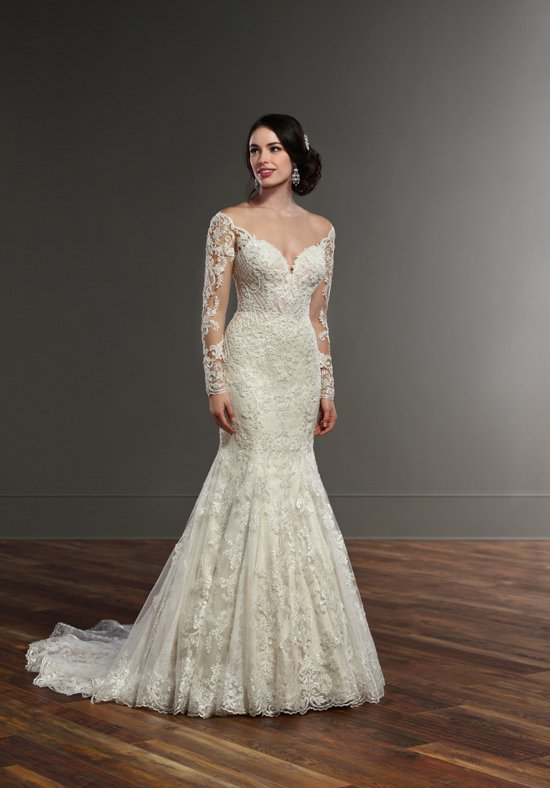 Martina Liana Gown