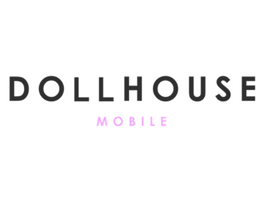 dollhouse beauty bar logo