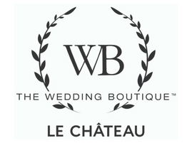 le chateau wedding boutique logo