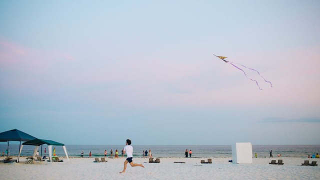 Go fly a kite! and other fun activities for wedding guests