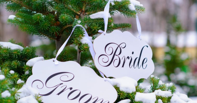 Warming Up Your Winter Wedding