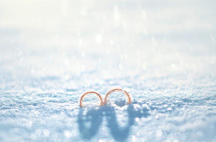 Winter Wedding Bomboniers