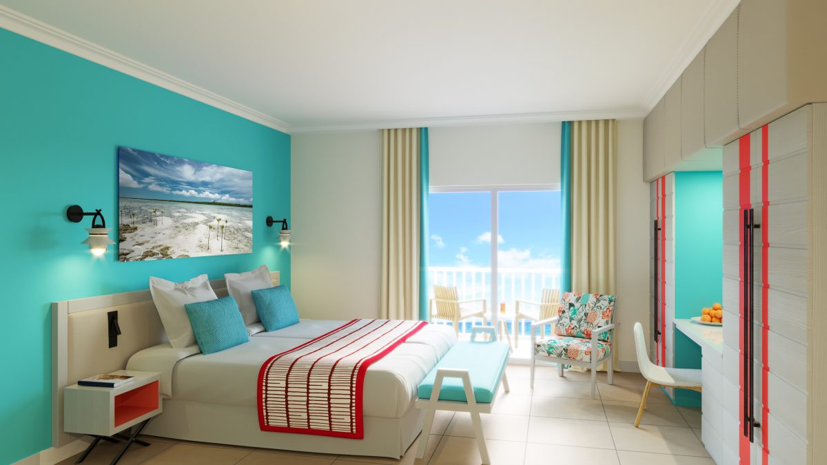 Chambre_1_MHNA-Mangrove Cays'