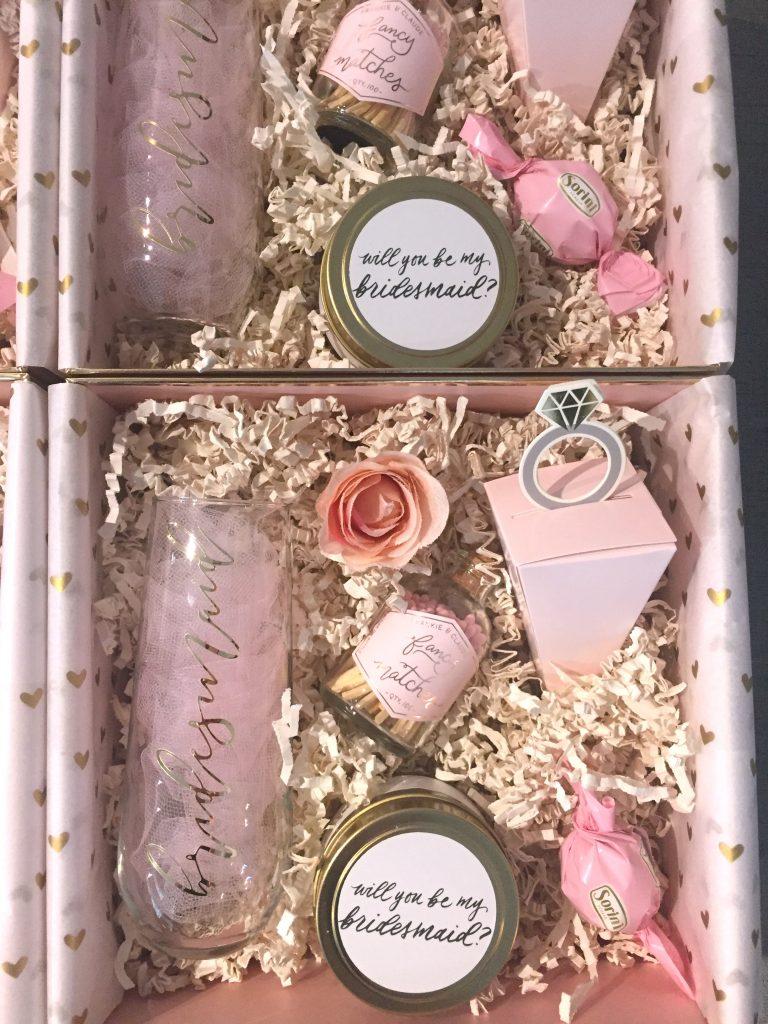 Posh Home Box: Unboxing the 'Bridesmaid Proposal Box'