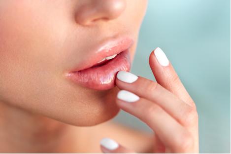 Sexy & Alluring Full Lips