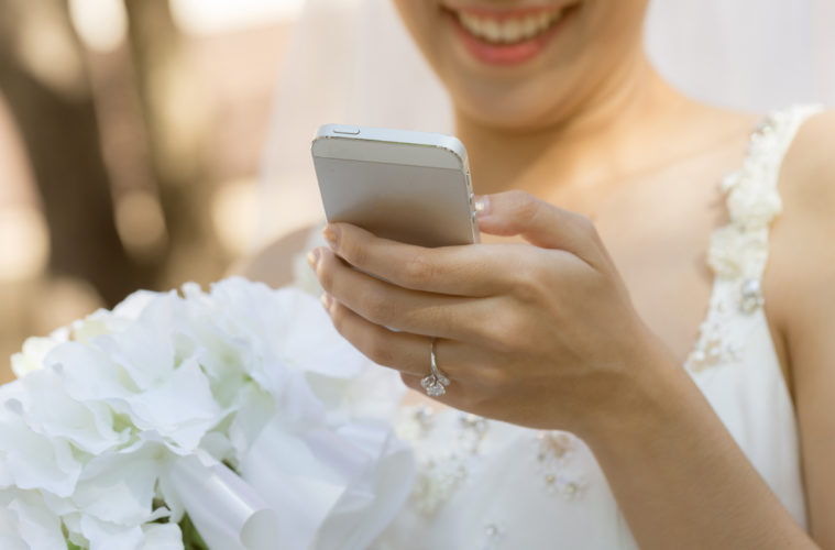Plan Your Wedding Via Smartphone: Handy Wedding Planning Apps