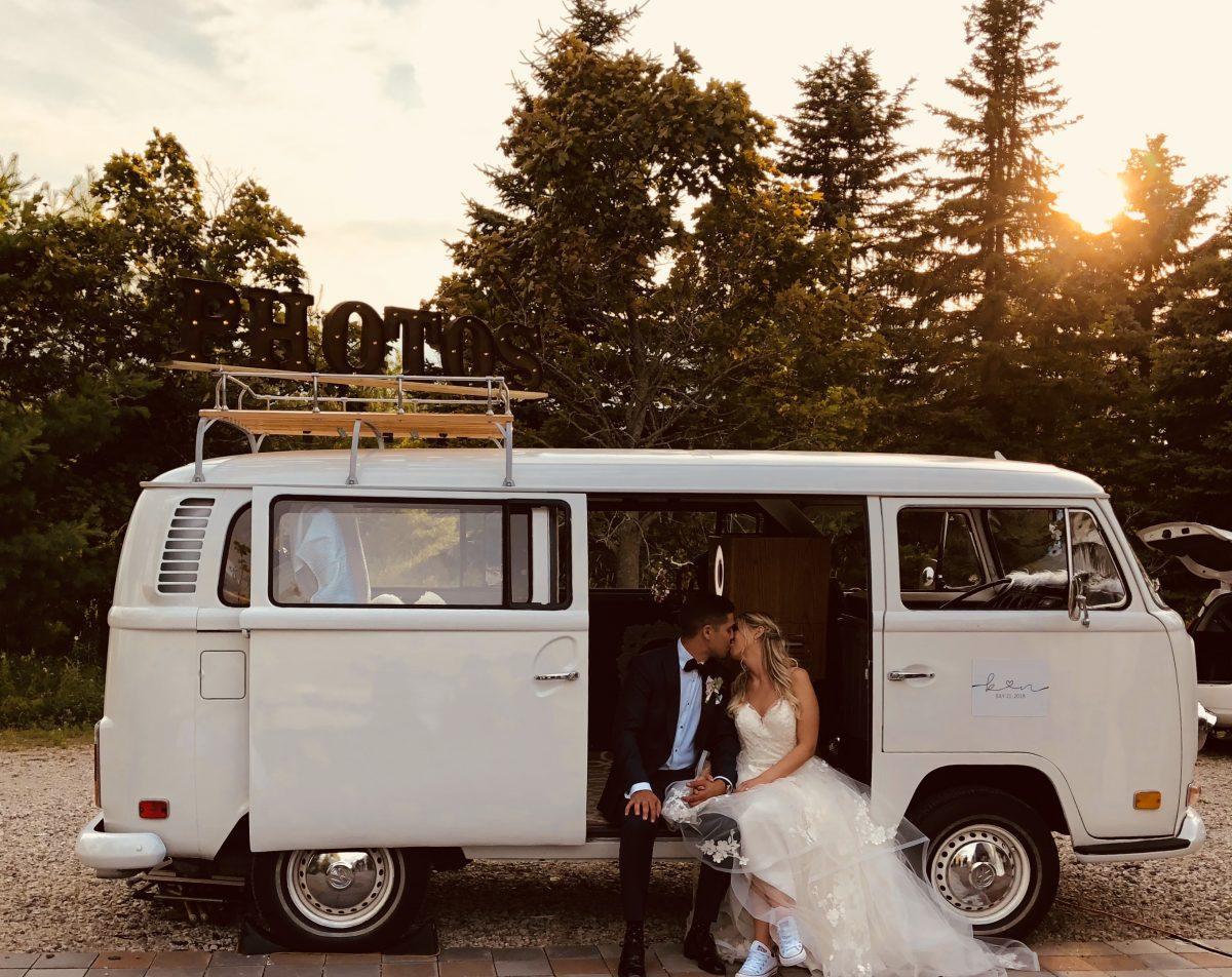 Toronto Photo Booth Company - van
