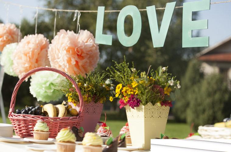 4 FUN IDEAS FOR YOUR SUMMER WEDDING