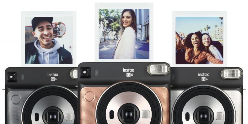 Win a Fujifilm Instax SQ6 camera + film!