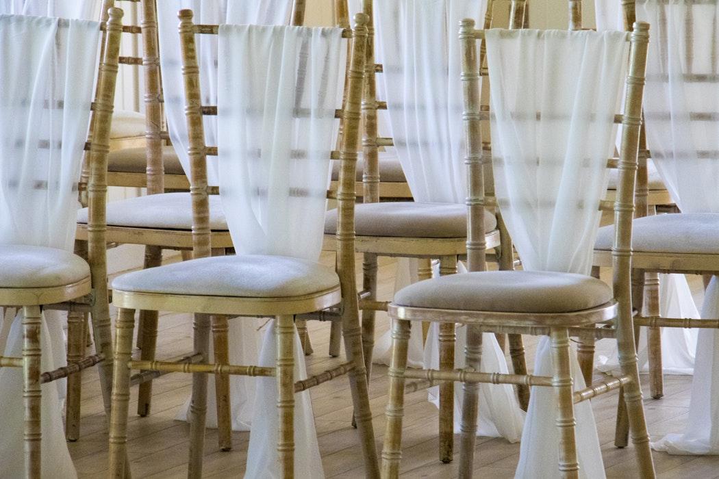chair decorations diy weddings