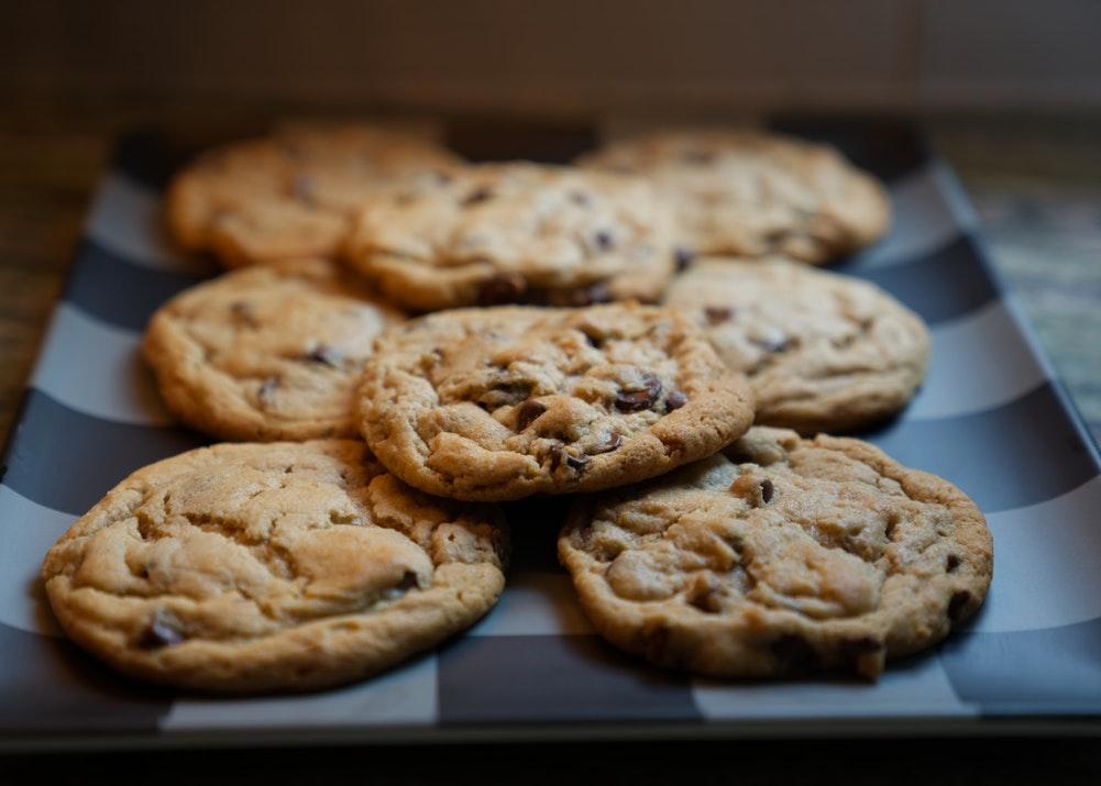 baking cookies diy wedding ideas
