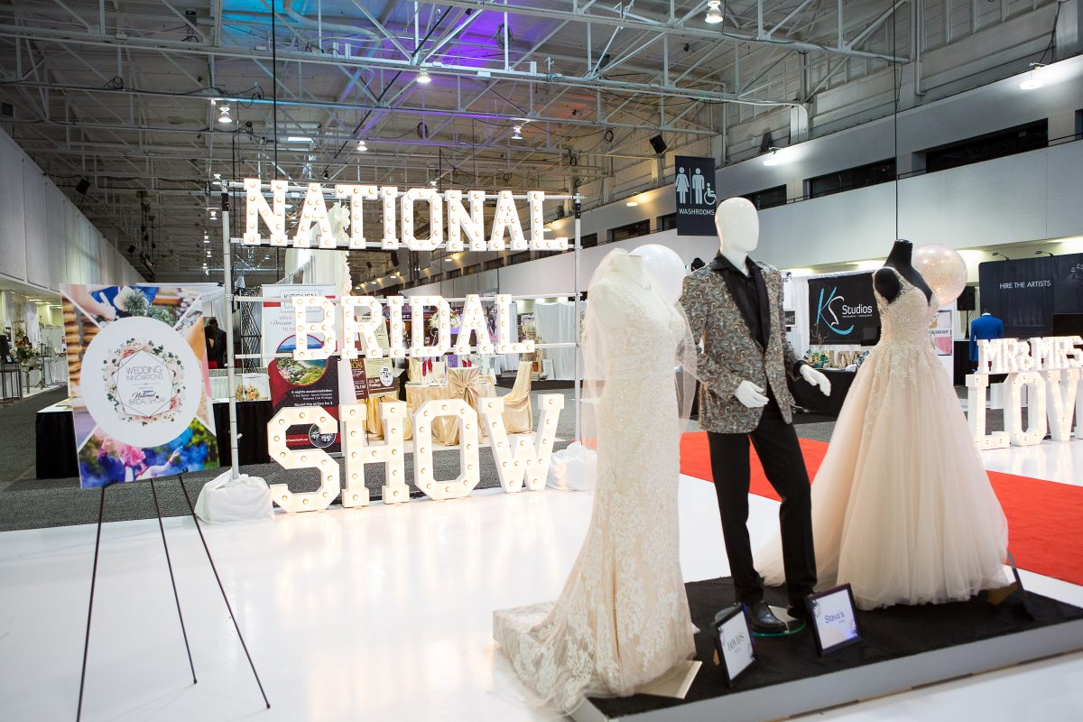 national bridal show toronto